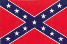 "CONFEDERATE - 18"" X 12"" FLAG"